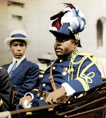African Fundamentalism By The Hon. Marcus Mosiah Garvey