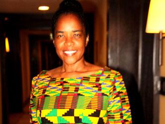 Sis. Rosemarie James