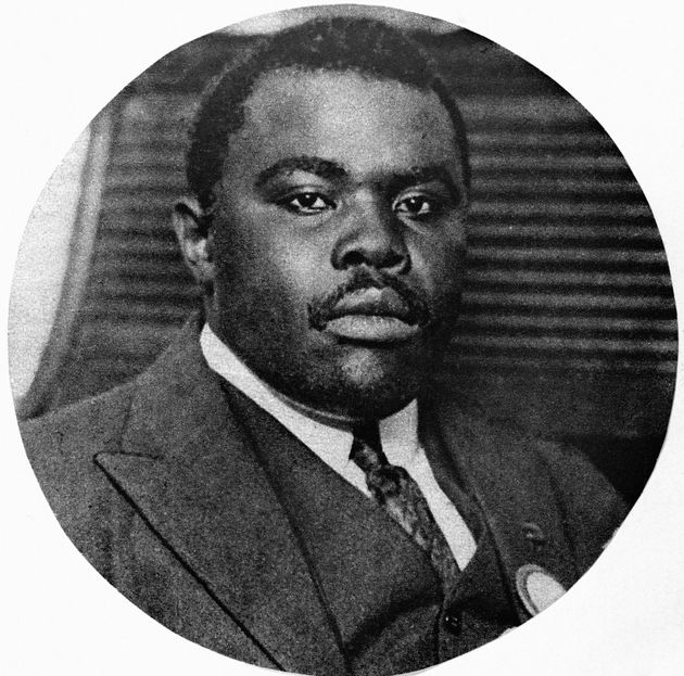 Garvey First Message to the Negroes of the World from Atlanta Prison Tuesday, February 10, 1925