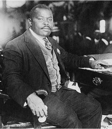 Hon. Marcus Mosiah Garvey